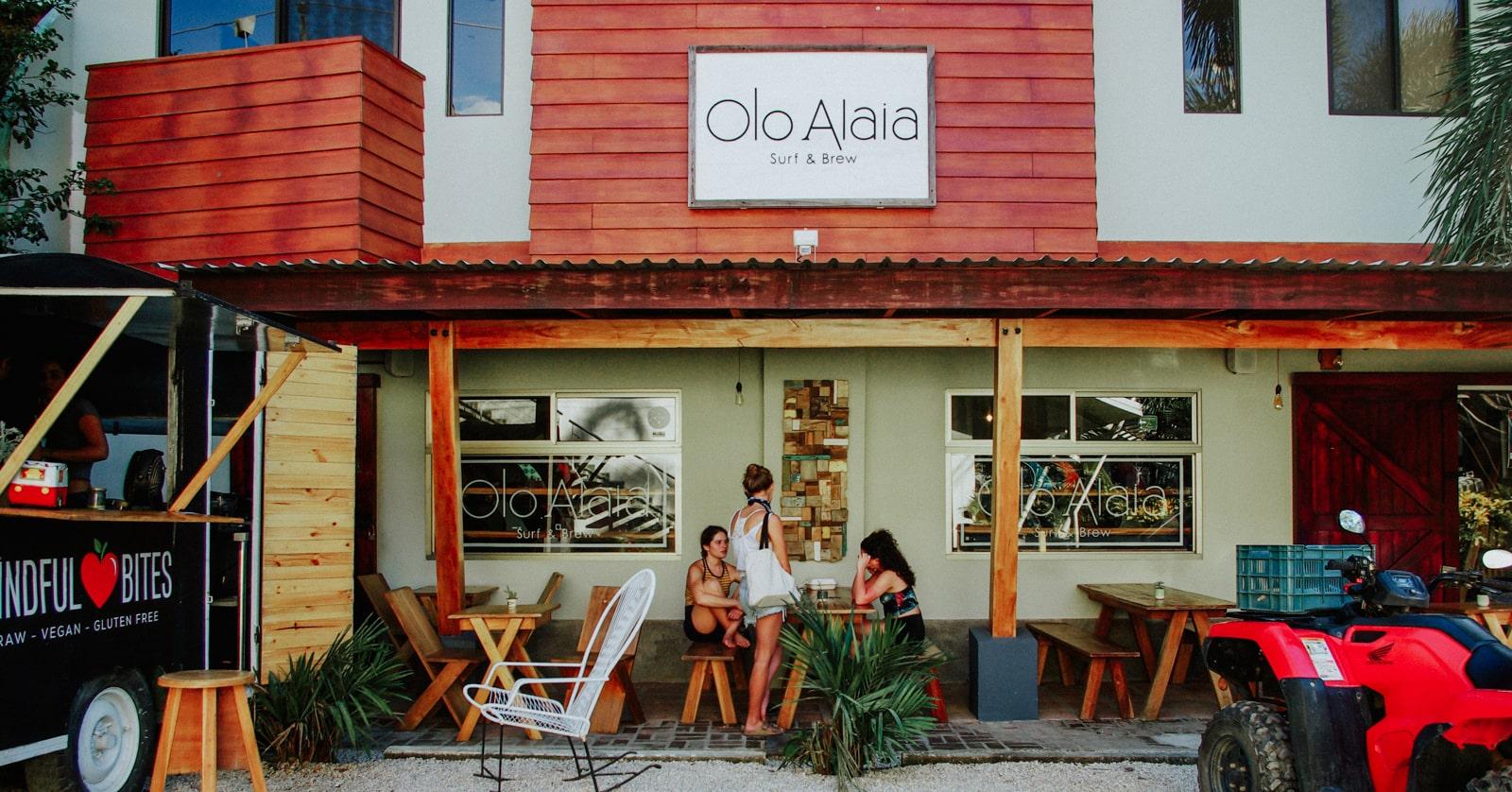 Surfboard hire in Nosara Costa Rica
