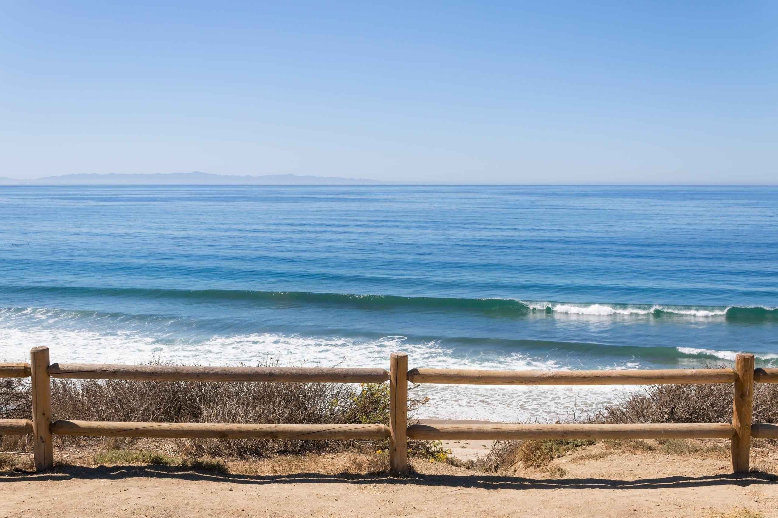 Surfing Santa Barbara - Rincon
