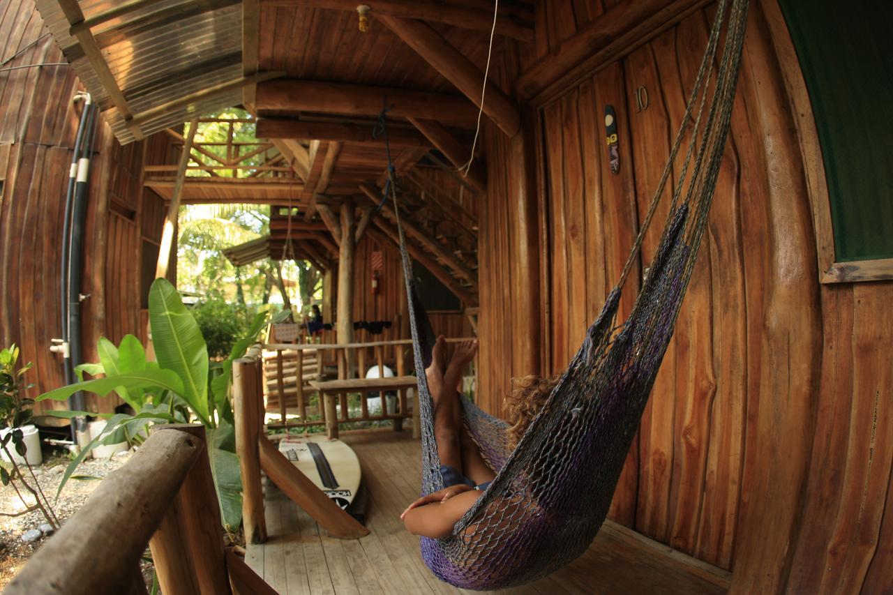 Surf Hostels in Santa Teresa Costa Rica