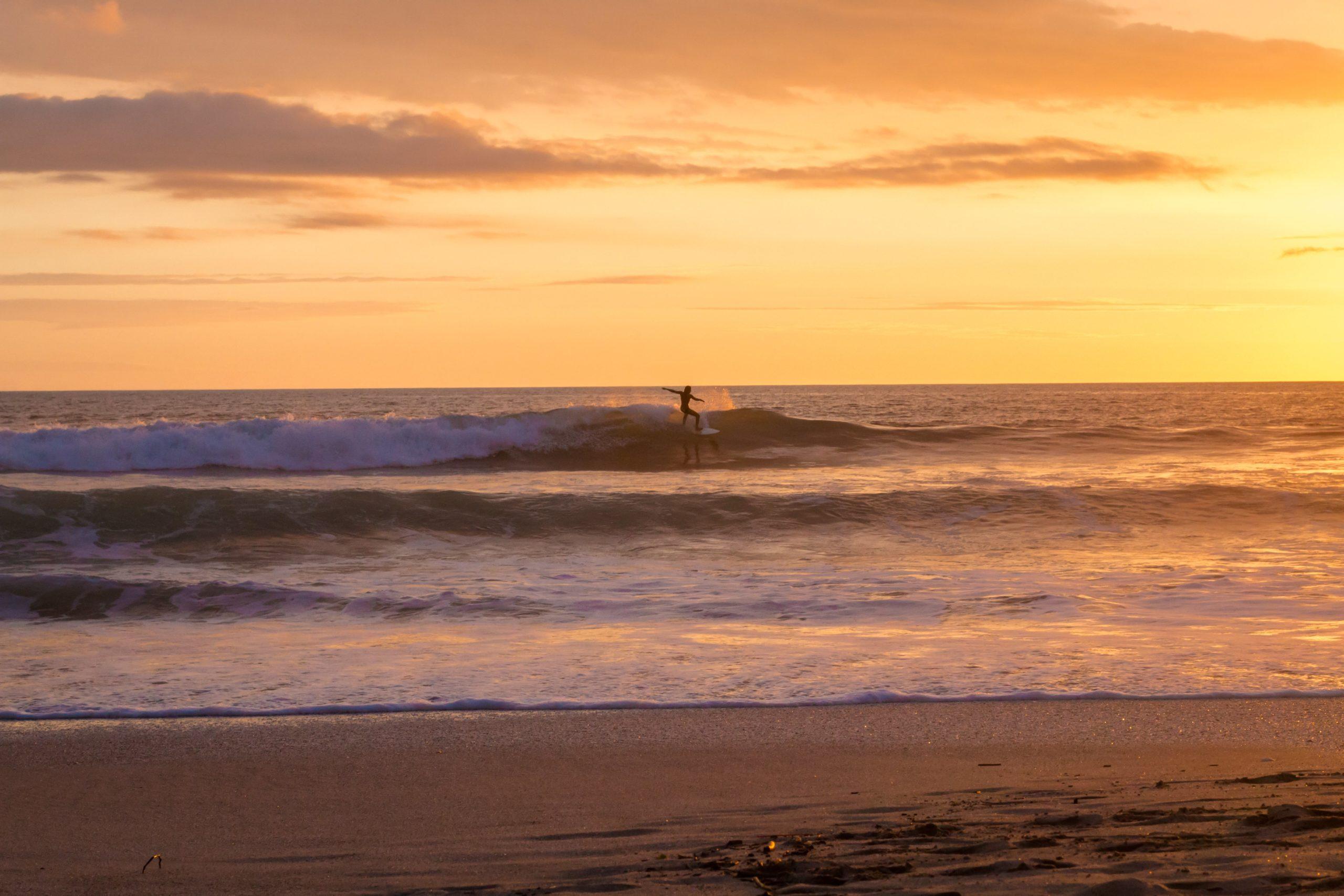 surfing santa teresa surf spots