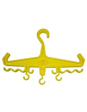 Muti purpose hanger voor duikmateriaal