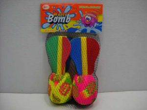 Water bomb raket