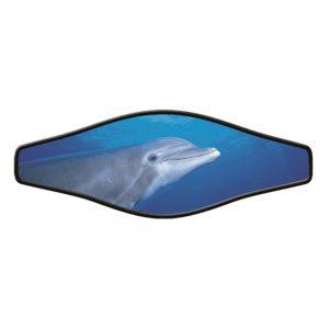 neopreen strap wrapper dolfijn