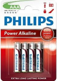 Philips longlife AAA