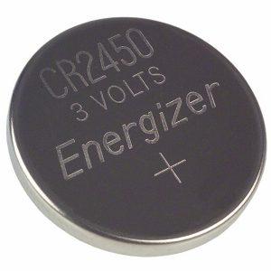 CR2450 Batterij 3volt knoopcel