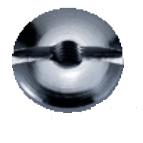 Borgmoer voor kraandop