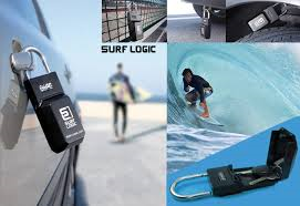 Key Lock standaart surf Logic