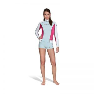 Rash Guard TRILASTIC L-SLEEVE she dives