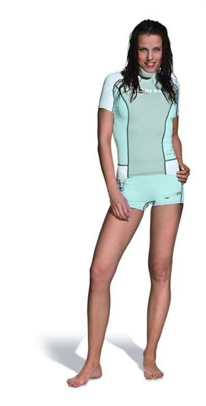 Mares Rash Guard TRILASTIC S-SLEEVE she dives