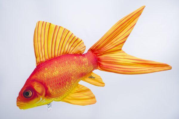 Gaby Goudvis Goldfish kussen / pillow
