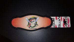Neopreen StrapWrapper Pirate Sword