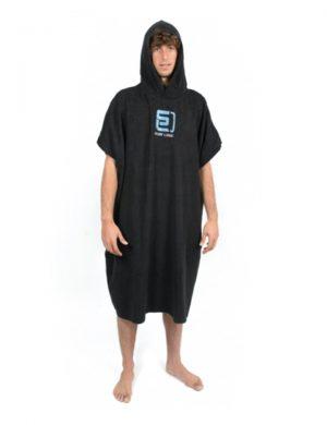 Surf-logic omkleed handdoek poncho