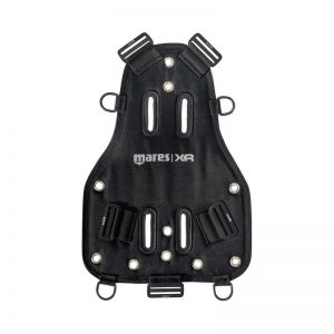 Mares Backplate Soft XR Line