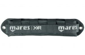 Mares Sidemount Back Weight XR Line
