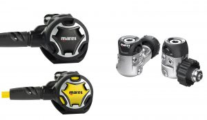 Mares Dual 15x Automatenset