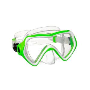 Mares Comet duikbril Kindermasker