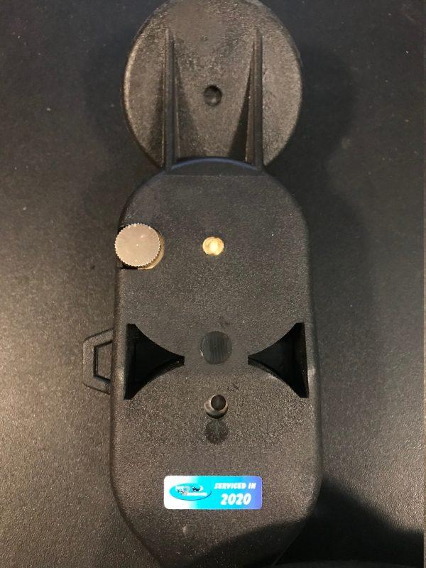 Rydec 3delig duikconsole manometer