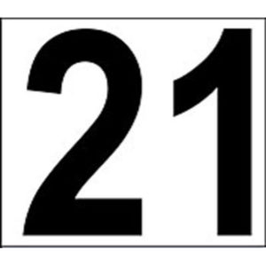 DTD 21 MOD Sticker