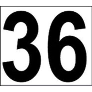 DTD 36 MOD Sticker