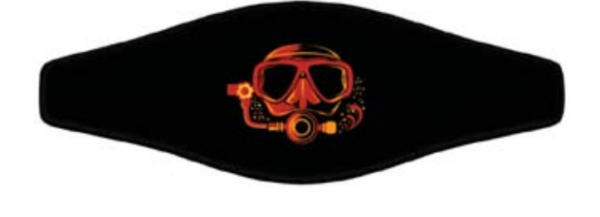 Ez-wrap Neopreen Strapwrapper Mask