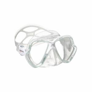 Mares X-Vision Duikmasker Wit Transparant