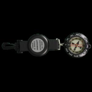 Retractor met Kompas module