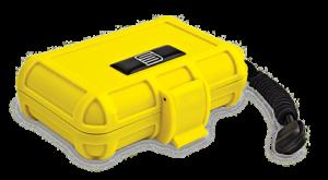 S3 T1000 Protective case voor watersport Geel