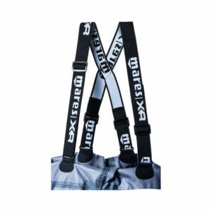 Mares dry suit suspenders XR line
