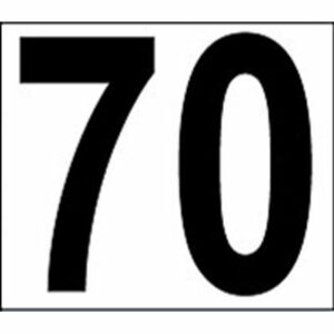 DTD 70 MOD Sticker