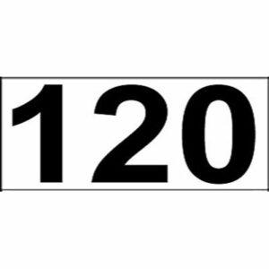 DTD 120 MOD Sticker