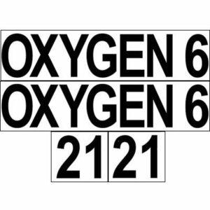 DTD OXYGEN 6 MOD 21