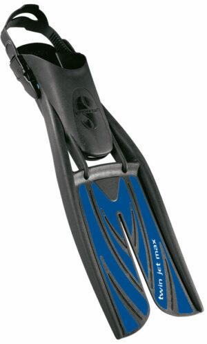 Scubapro Twin Jet Max blauw