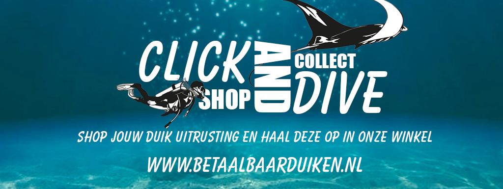 Dive2adventure betaalbaar duiken  click collect