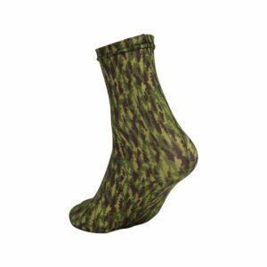 Cressi lycra water socks Cammo Green