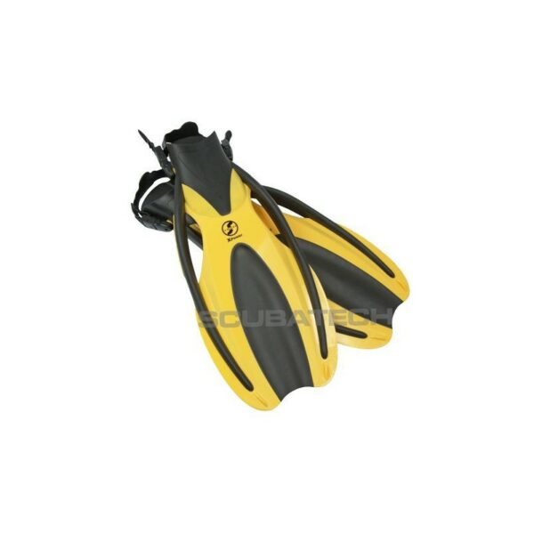 Scubatech XPower Fins geel