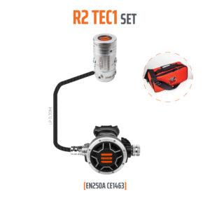 Tecline R2 TEC2 ademset