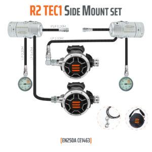 Tecline R2 TEC2 Side Mount
