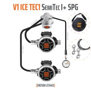 Tecline Regulator V1 ICE SemiTec I + spg