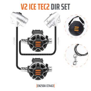 Tecline V2 ICE TEC2 DIR Set