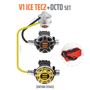 Tecline V1 ICE TEC2 Octopus