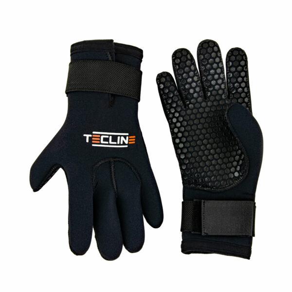 Tecline 5mm Duikhandschoen gloves