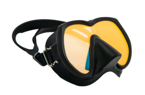 tecline Frameless Super Vieuw brightening yellow glass