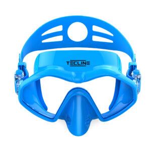 Tecline Frameless Neon blue