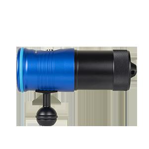 Anchor CRUIT duiklamp - Series 5K Video Blue