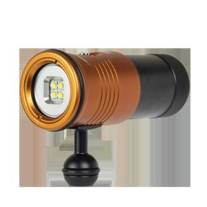 Anchor CRUIT duiklamp Series 5K Video (Orange)