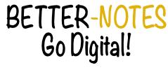 Better-Notes Logo