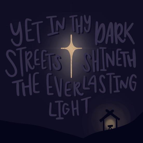 Yet in Thy Dark Streets Shineth the Everlasting Light