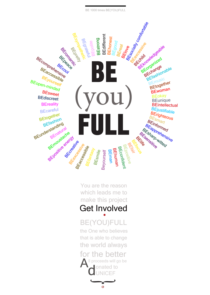 Be(you)full-poster