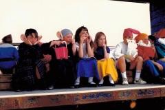 School carnival float #1 (Elaine Gebbie)