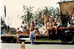School carnival float #8 (Elaine Gebbie)